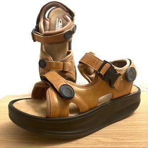 MBT | KISUMU ROCKER Walking Sandals | Brown C